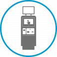 Icon Image | Self-Service Kiosks