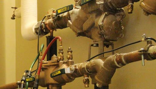 Cross Connection Control & Backflow Prevention