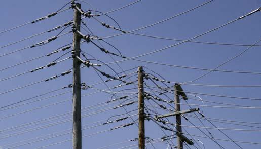Overhead Powerlines
