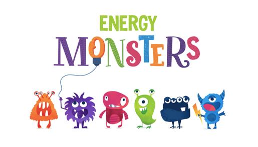 TVA Eye Spy Energy Monsters